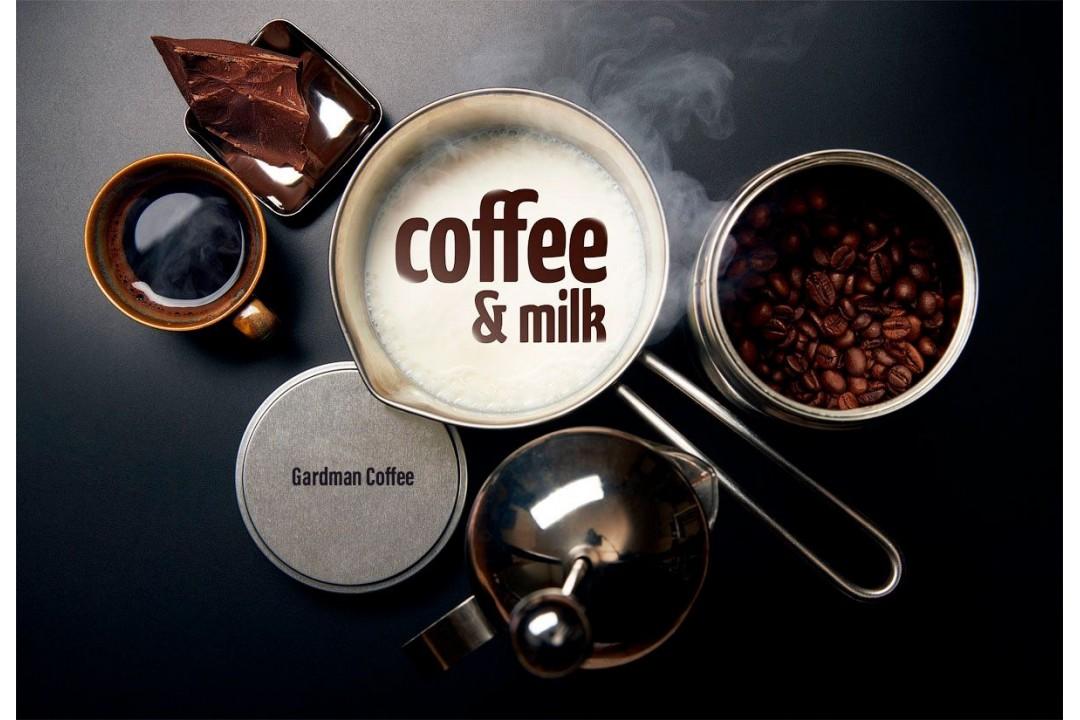 Всё, что вам нужно знать о молоке для кофе