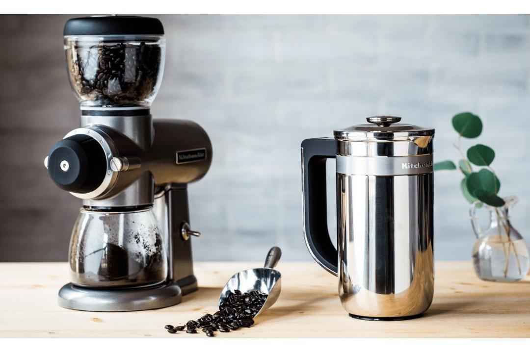 Виды кофемолок и особенности их работы