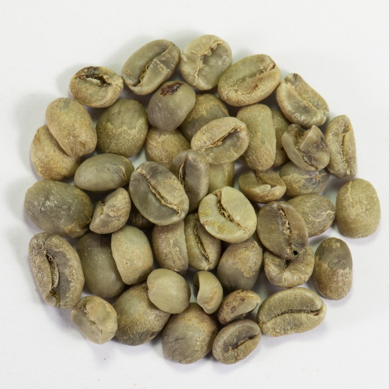Кофе зеленый в зернах Куба Серрано Лавадо  (ОРИГИНАЛ), арабика Gardman (Гардман): фото - Gardman™