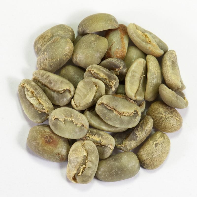 Кофе зеленый в зернах Мексика Марагоджип (ОРИГИНАЛ), арабика Gardman (Гардман): фото - Gardman™