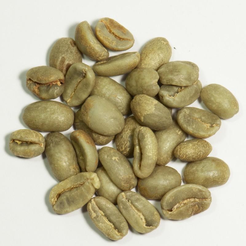 Кофе зеленый в зернах Папуа Новая Гвинея, органик (ОРИГИНАЛ), арабика Gardman (Гардман): фото - Gardman™