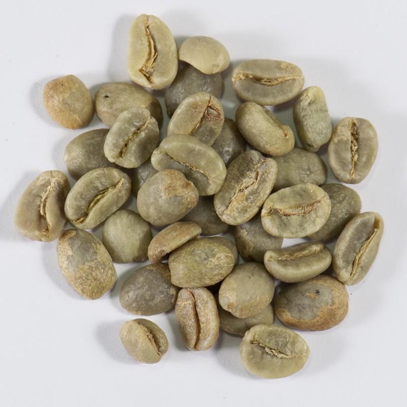 Кофе зеленый в зернах Колумбия Супремо 17 (ОРИГИНАЛ), арабика Gardman (Гардман) 1000г, Колумбия: фото - Gardman™