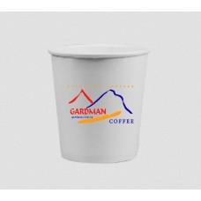 Бумажный стаканчик для эспрессо с логотипом Gardman: фото - Gardman™