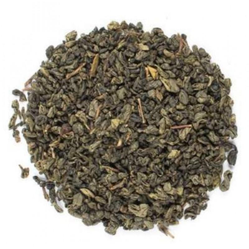 Китайский зеленый чай Gun Powder: фото - Gardman™