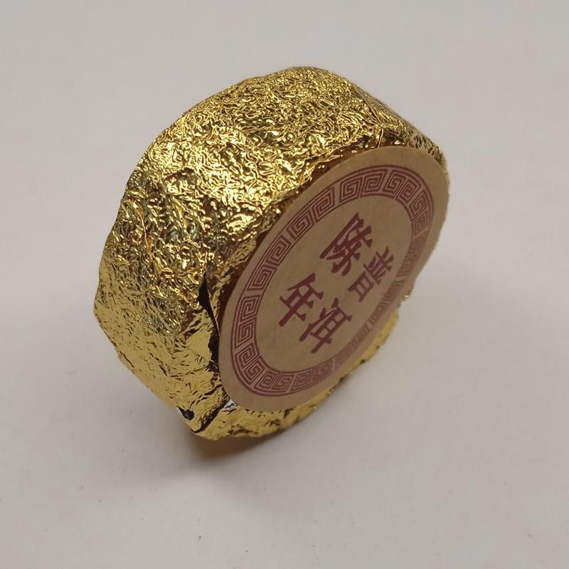 Прессованный чай Шу пуэр медальон: фото - Gardman™