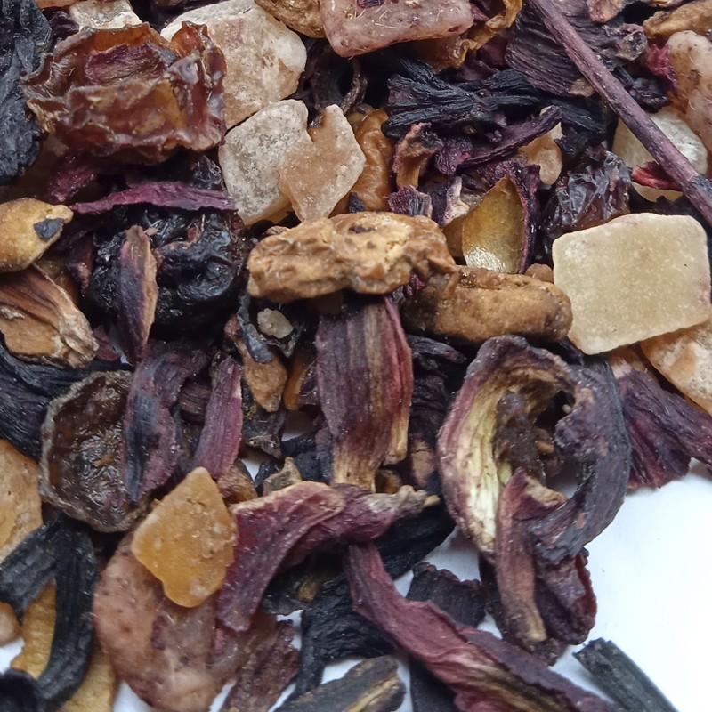 Чай фруктовый Тутти-фрутти : фото - Gardman™