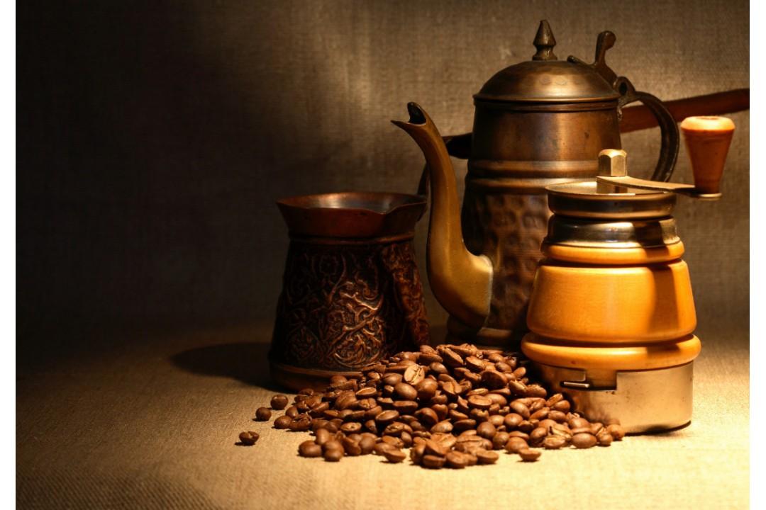 Как готовить кофе в турке